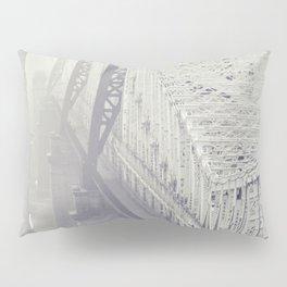 59th street bridge... Pillow Sham