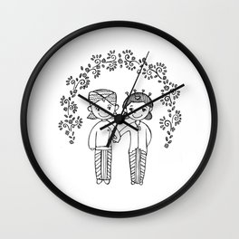 Royal Wedding Wall Clock