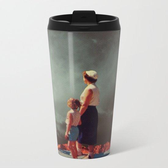 Mother Show Me The Way Metal Travel Mug