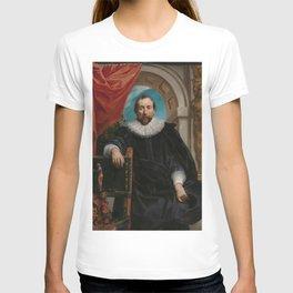 Renaissance Art | Portrait of Rogier le Witer T-shirt
