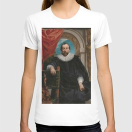 Renaissance Art | Portrait of Rogier le Witer T-shirt