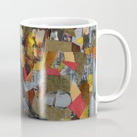 patrick Mugs featuring patrick by rAr : Art by Robyn Ashley Rosner