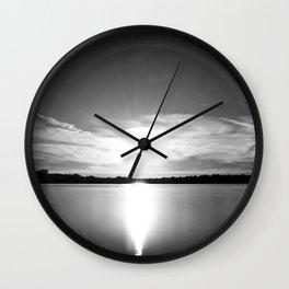 Apogee Wall Clock