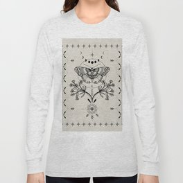 Magical Moth Long Sleeve T-shirt
