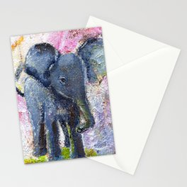Funny Ears Stationery Cards