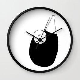Revolt Three Wall Clock