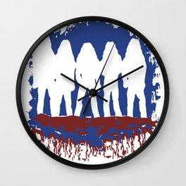Exodus Bonded By Blood Thrash.jpg Wall Clock