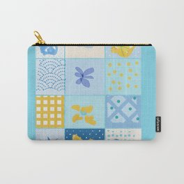 KIM'S DESIGN Carry-All Pouch
