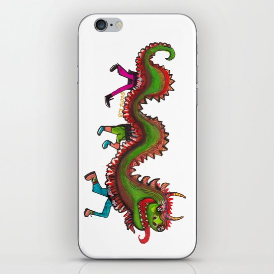 Happy Year of the Dragon  iPhone & iPod Skin