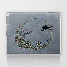 Circle Laptop & iPad Skin