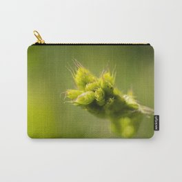rye on green Carry-All Pouch