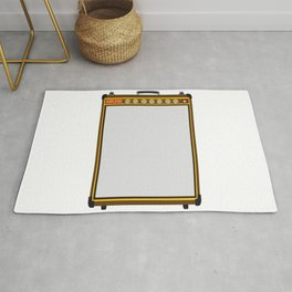 Tail Amplifier Rug