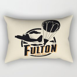 Fulton Recovery Service Rectangular Pillow