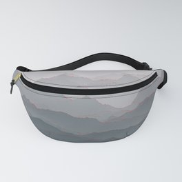 Mountains of Madness I Fanny Pack