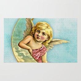 Victorian Angel Rug