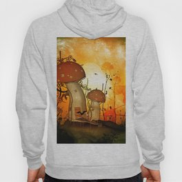 The fairy house in the night Hoody