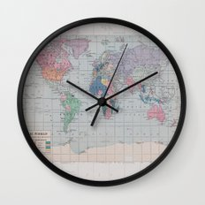 Lost Without You Wall Clock