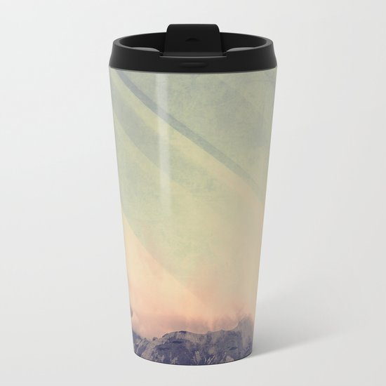 Enlightenment Metal Travel Mug