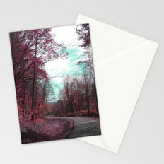 Passing Through II Stationery Cards