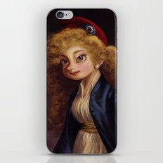 Citoyenne iPhone & iPod Skin