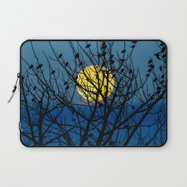 Night Birds Laptop Sleeve