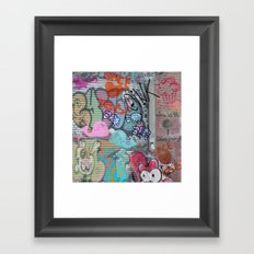 Eurotag Framed Art Print