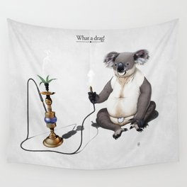 What a drag! Wall Tapestry