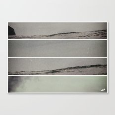 Surf Noise V1 Canvas Print