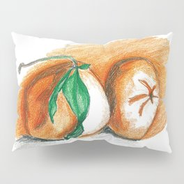 Sweet clementines Pillow Sham