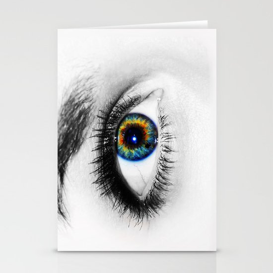 Sofies eye Stationery Cards