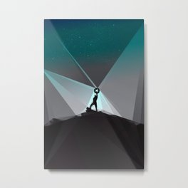 Marvel Metal Print