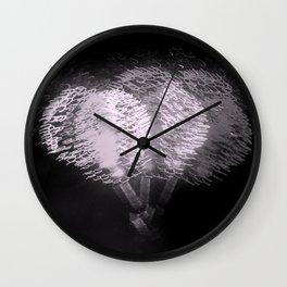 Flowerwork Wall Clock