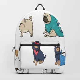 Puppy family Backpack