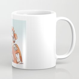 TFP RATCHET AND BABY RATCHET Coffee Mug