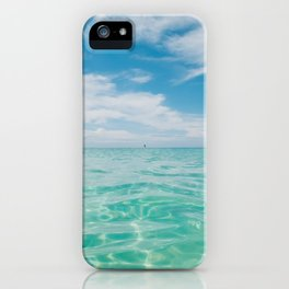Florida Water V iPhone Case