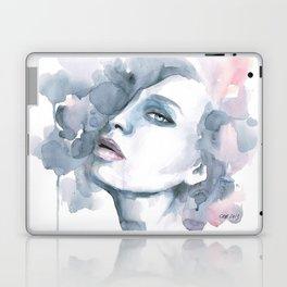 Stillhet (silence) Laptop & iPad Skin
