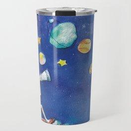 Stars and little planets Travel Mug