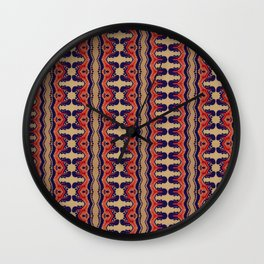 CECIL & NEVIL Wall Clock