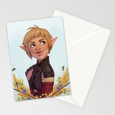 Dragon Age Inquisition: Sera Stationery Cards
