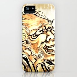 The Old Man iPhone Case