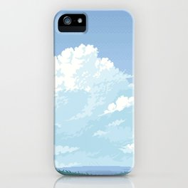 Cloudfront iPhone Case