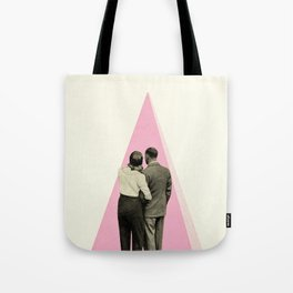 It's Just You and Me, Baby Tote Bag