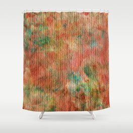 Abstract No. 321 Shower Curtain