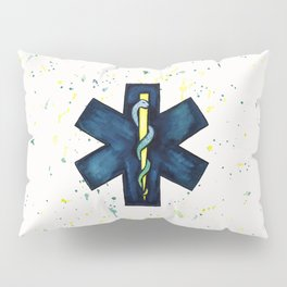 EMT Hero Pillow Sham