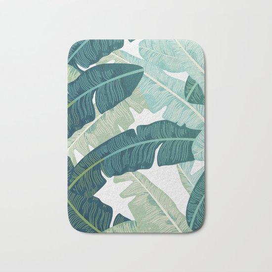 Tropical oasis Bath Mat