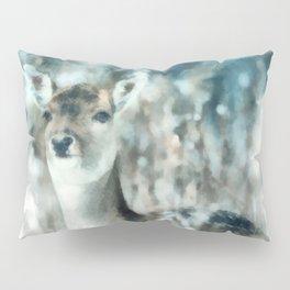 Roe deer Pillow Sham