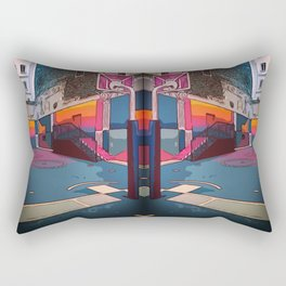 Play the game: Basketballcourt Rectangular Pillow