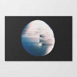 B4LL Canvas Print