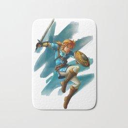 Link (The legend of Zelda Breath of the wild) Bath Mat