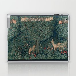 William Morris Greenery Tapestry Laptop & iPad Skin